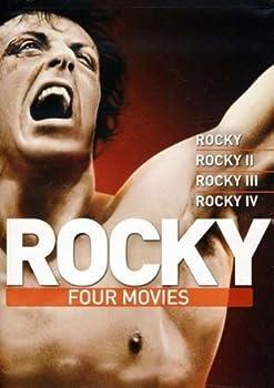 Rocky / Rocky II / Rocky III / Rocky IV