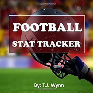 FOOTBALL STAT TRACKER: Track Your Favorite College & Pro Football Players