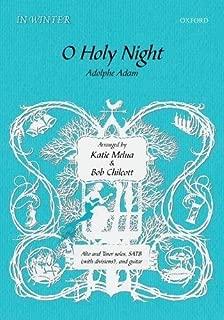 O Holy Night: Vocal score