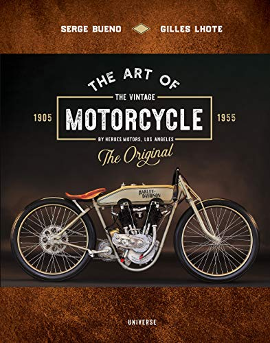 The Art of the Vintage Motorcycle