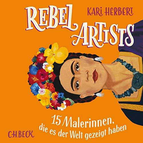 Rebel Artists (German edition) cover art