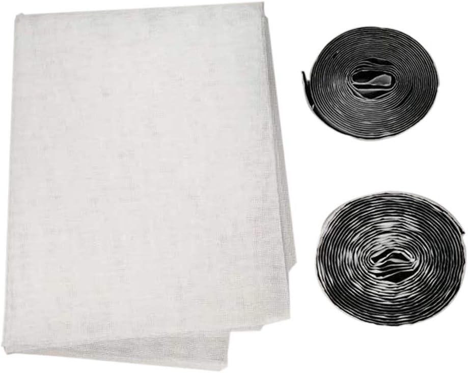 homozy Sales results No. 1 Window Screen Mesh Curtain Limited price Sticker Adhesive Netting Nett