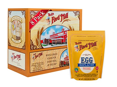 Bob's Red Mill GF Egg Replacer, 96 Oz, Pack of 8