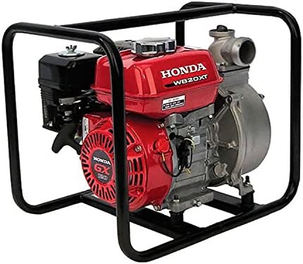 popular Honda - General Purpose 2-Inch Centrifugal Water Pump with GX12 118cc Series Commercial Grade Engine popular and 164 GPM Capacity - high quality WB20XT4A outlet sale