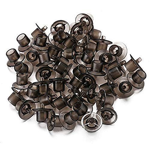 Sunflower Beekeeping Queen Rearing Cell Cups 100PCS Black 16/19mm for American bee