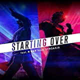 STARTING OVER feat.旭 那由多 from GYROAXIA