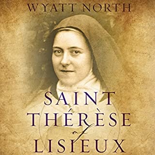 Saint Therese of Lisieux audiobook cover art