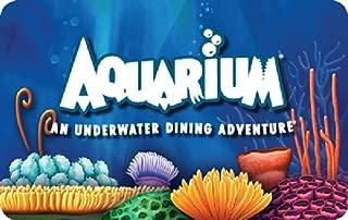 Aquarium Restaurants Gift Card
