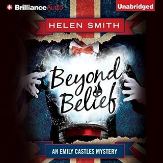 Beyond Belief audiobook cover art