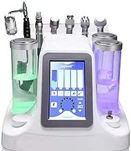 LUBANC Skin Care, 6 in 1 Hydra Dermabrasion Aqua Peel Clean Skin Care BIO Light RF Vacuum Face Cleaning Hydro Water Oxygen Jet Peel Machine