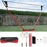 Urban Pop Up Badminton Set [Full Set] • SIZE 3m • Includes: 2