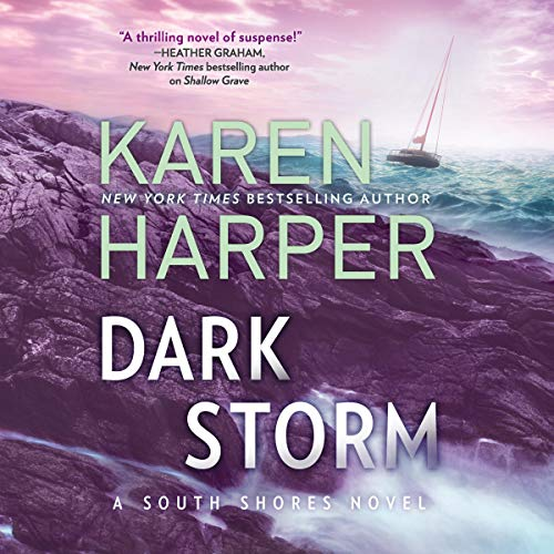 Dark Storm     South Shores, Book 6              By:                                                                                                                                 Karen Harper                               Narrated by:                                                                                                                                 Courtney Patterson                      Length: 9 hrs and 33 mins     4 ratings     Overall 5.0