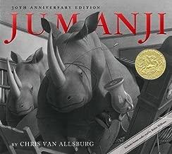 Jumanji 30th Anniversary Edition by Chris Van Allsburg (2011-10-04)