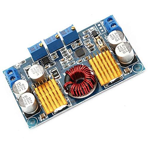 Convertisseur d'alimentation 4-10A 10A Chargeur de régulateur élévateur Automatique DC 5-32V à 1V-30V Mini condensateur à Faible résistance 80W-130W pour Le Chargement de la Batterie Solaire