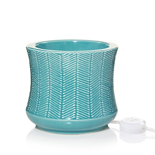 Yankee Candle Gemma Scenterpiece Easy MeltCup Warmer with Timer