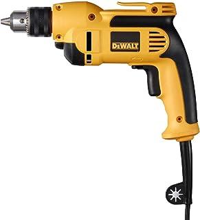 Dewalt Variable Speed Drill with Keyed Chuck, Yellow/Black, 10 mm, Dwd112-B5