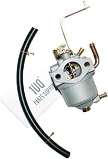 1UQ Carburetor for Buffalo Tools Sportsman GEN1000 800 1000 Watts 2HP Gas Generator