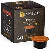 80 Capsule CAFFITALY compatibili - CREMOSO