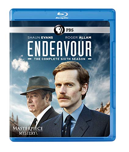 Endeavour: The Complete Sixth Season (Masterpiece) [Blu-ray]