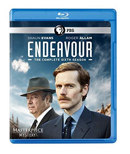 Masterpiece Mystery!: Endeavour, Season 6 Blu-ray