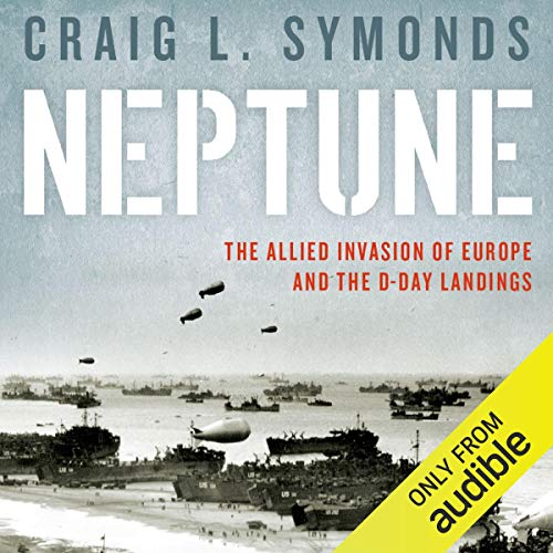 Neptune Audiobook By Craig L. Symonds cover art