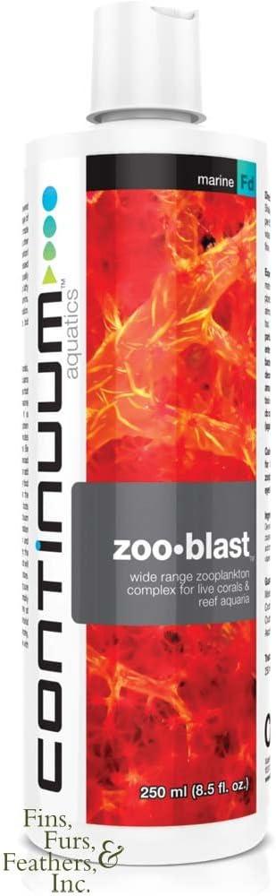 Continuum Aquatics Zoo Blast - Food f Liquid Manufacturer favorite OFFicial shop Complex Zooplankton