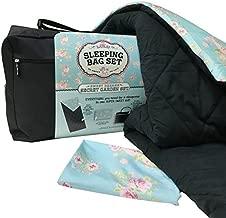 Sweet Dreams Sleeping Bag & Carry Case: Secret Garden by Sugarlulu
