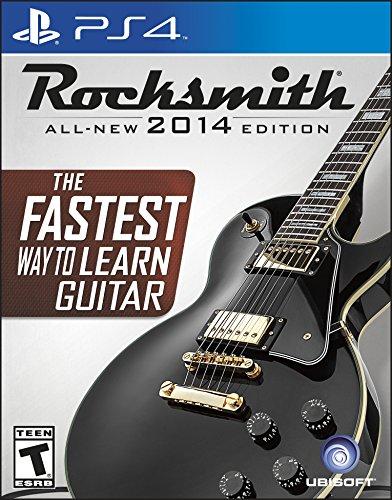 Rocksmith 2014 Edition - PlayStation 4