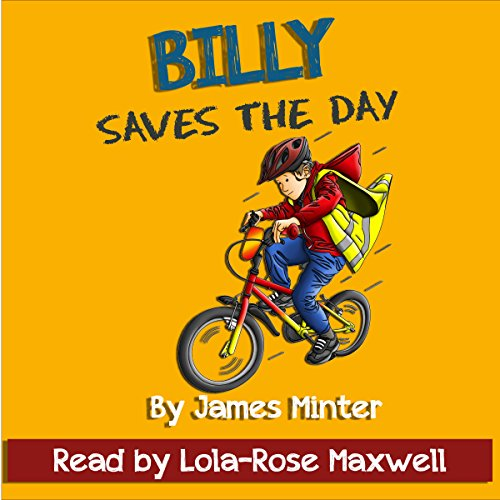 Billy Saves the Day cover art