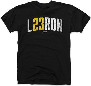 500 LEVEL Lebron James Shirt - Los Angeles Basketball Men's Apparel - Lebron James Name Number
