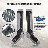 Zoom IMG-1 unigear calze da sci calzini