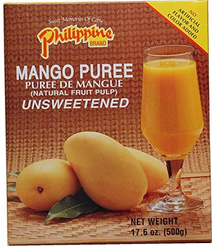 500g Philippine Brand Mango Fruchtmark ungesüßt Mangopüree
