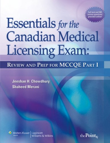 Essentials for the Canadian Medical Licensing Exam: Review and Prep for MCCQE Pt. 1