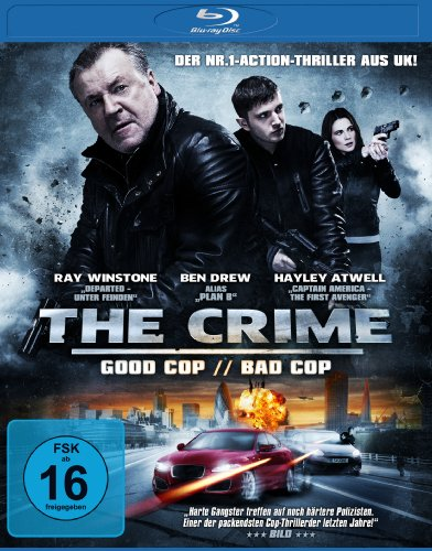 The Crime - Good Cop//Bad Cop [Blu-ray]