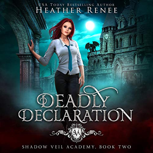 Deadly Declaration audiobook cover art