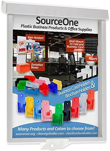 Source One LLC Seasonal Wrap Introduction 6 Pack Brochure New Free Shipping Holder Flyer Box Out