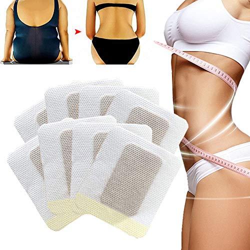 40 PCS Slimming Patch, Weight Loss Sticker, Abnehmen Patch, Fettverbrennung Aufkleber für Körper Schönheit Taille Bauchfett Entfernung, Starke Wirksamkeit und Sicherheit