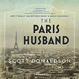 The Paris Husband cover art
