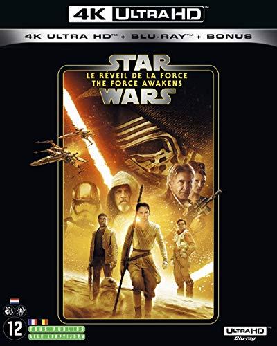 Star Wars 7 : Le Réveil de la Force [4K Ultra HD Blu-Ray Bonus]