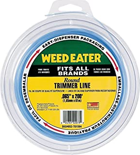 Weed Eater 952701594 0.065-Inch-by-200-Foot Bulk Round String Trimmer