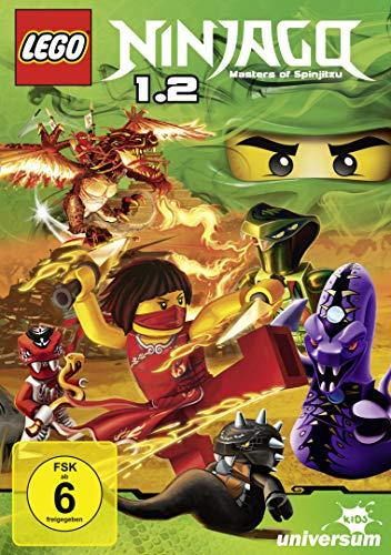 Lego Ninjago - Staffel 1.2 [2 DVDs]