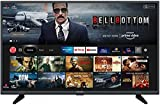 Onida 80 cm (32 inches) HD Ready Smart LED Fire TV 32HIF1 (Black) (2021 Model) | Voice Remote with...
