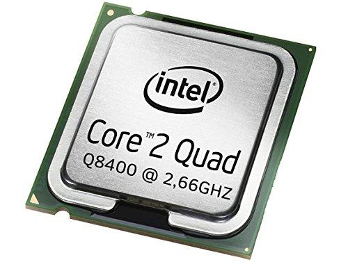 Intel Sockel 775 Core 2 Quad Processor Q8400 Box Prozessor (2667MHz, L2-Cache)