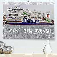 Kiel - Die Foerde! (Premium, hochwertiger DIN A2 Wandkalender 2022, Kunstdruck in Hochglanz): Mit der Kieler Faehrlinie eine wunderschoene Tages-Rundreise! (Monatskalender, 14 Seiten )