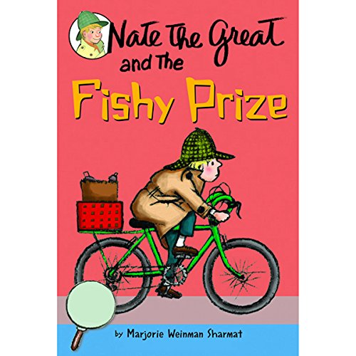 『Nate the Great and the Fishy Prize』のカバーアート