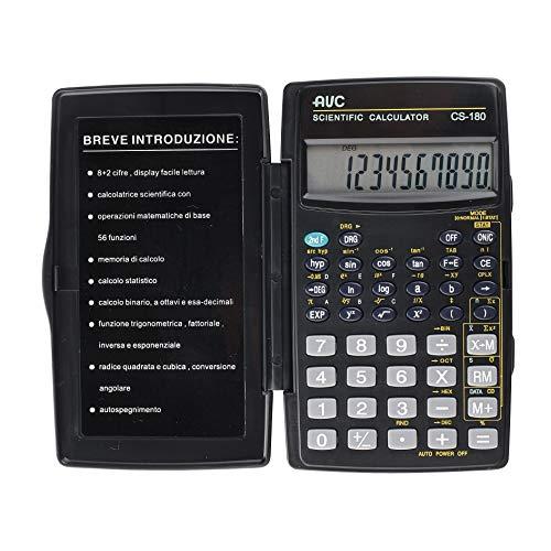 Calcolatrice AVC Scientifica 8+2 56 Funzioni