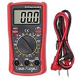 ohcoolstule Electronic Multimeter LCD Digital Multimeter Voltage Resistance Current Electric Tester Meter