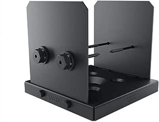 OZCO 52109 Ironwood Lite 8x8 Post Base, (1 per Pack)