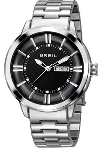 Breil TW1168 – orologio al quarzo da uomo con display analogico nero e...