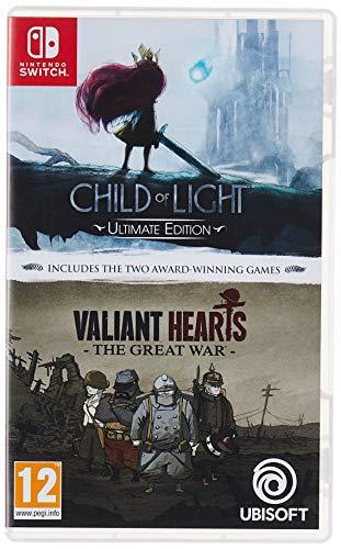 Child Of Light & Valiant Hearts - Nintendo Switch [Importación inglesa]